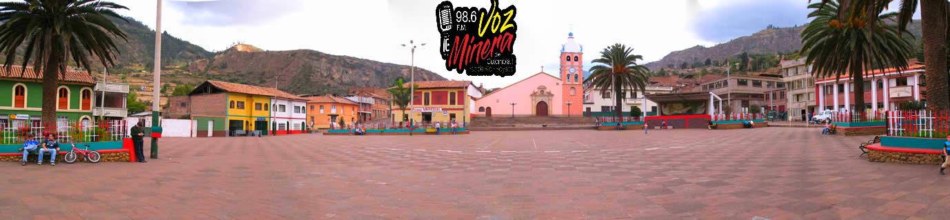 Voz Minera 98.6 FM Paz de Río ... Está Contigo!!!